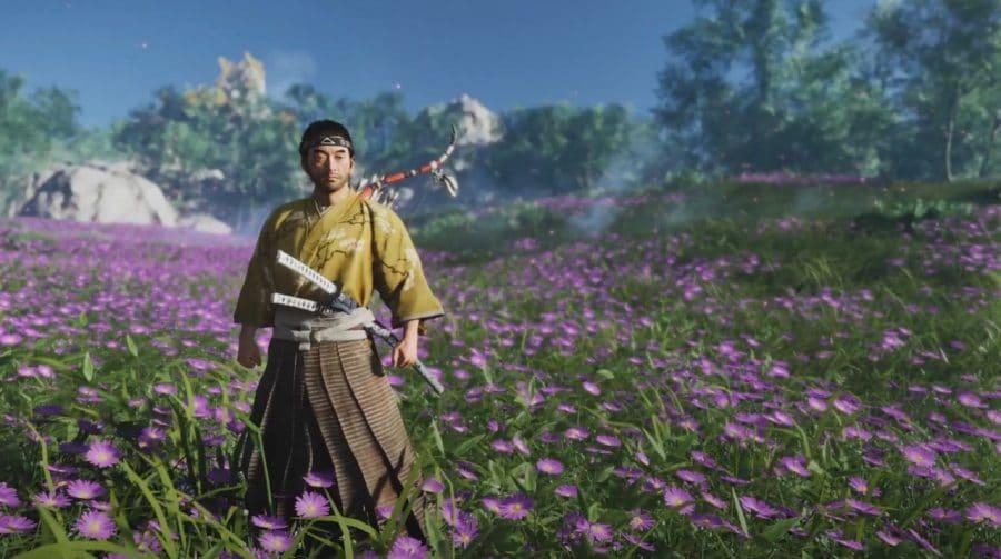 Gameplay de Ghost of Tsushima gera hype na Internet; Veja reações