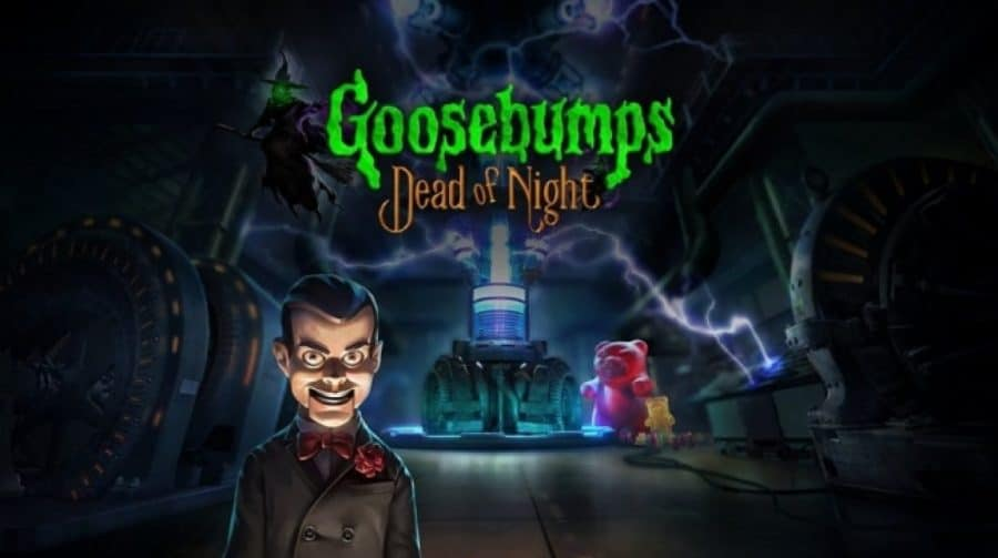 Goosebumps: Dead of Night é anunciado para consoles e PC