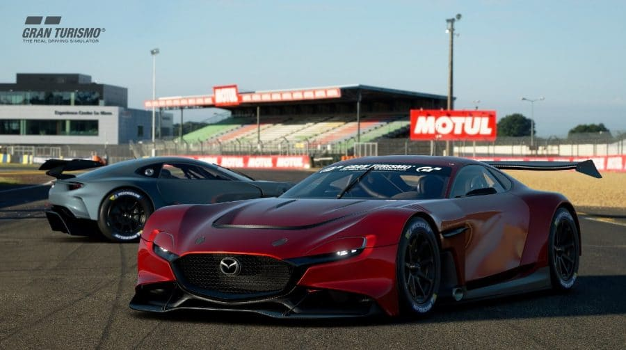 Atualização 1.65 de Gran Turismo Sport chega ao PlayStation 4