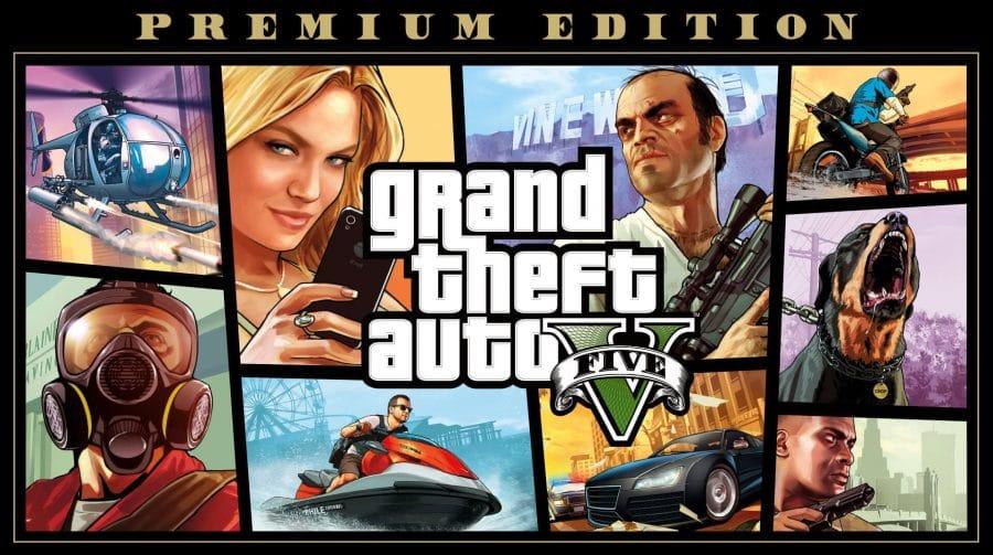 Monstro: Grand Theft Auto V chega a 130 milhões de unidades vendidas