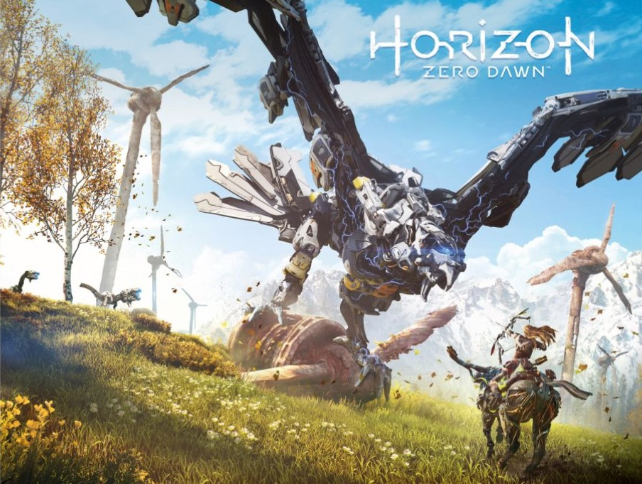 Horizon Zero Dawn HQ
