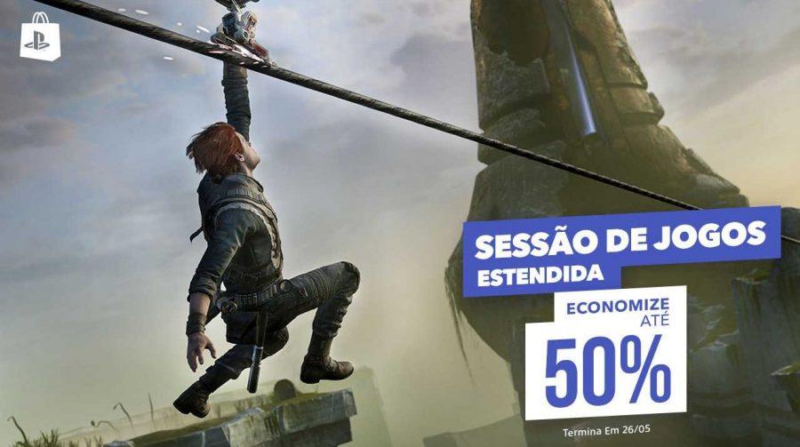 Sony anuncia nova promoção em jogos de PlayStation 4; Veja lista!