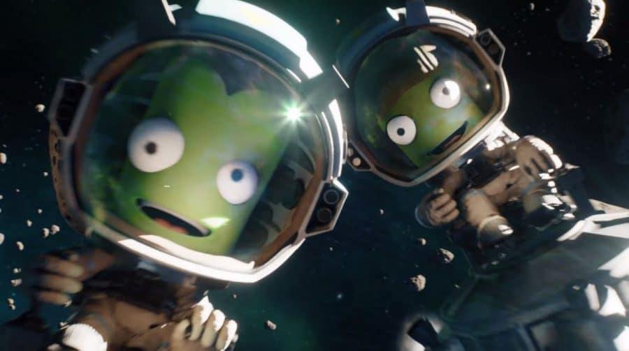 Kerbal Space Program 2 é adiado para 2021