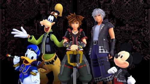 Kingdom Hearts pode receber série animada no Disney+