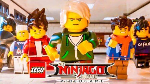 Jogo na faixa: LEGO NINJAGO está de graça na PS Store!