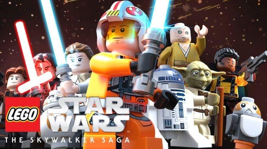 LEGO Star Wars: The Skywalker Saga ganha data de lançamento