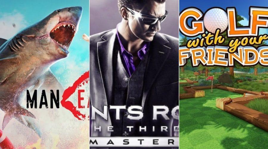 Lançamentos da Semana (18/05 a 22/05) para PlayStation 4