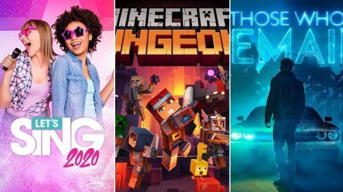 Veja os lançamentos da semana (26/05 a 29/05) para PlayStation 4