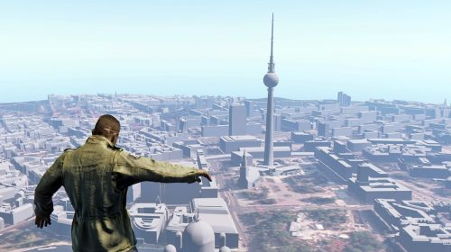 Mafia III tem um mapa incompleto de um jogo cancelado