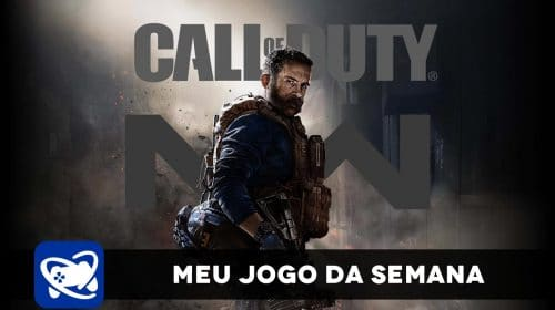 Meu Jogo da Semana: Call of Duty Modern Warfare