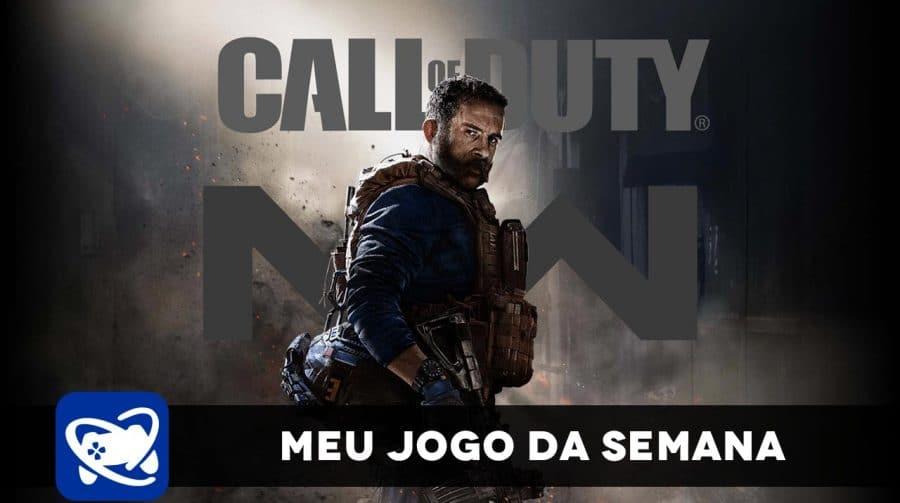Meu Jogo da Semana: Call of Duty Modern Warfare