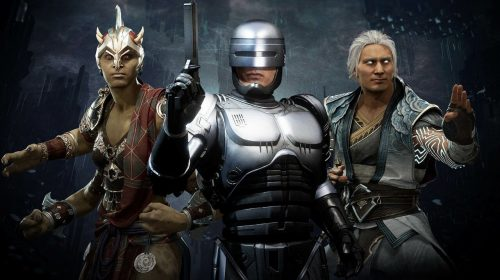Lendas retornam: Mortal Kombat 11: Aftermath é revelado!