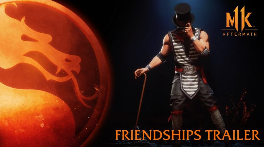 NetherRealm divulga todos os Friendships de Mortal Kombat 11