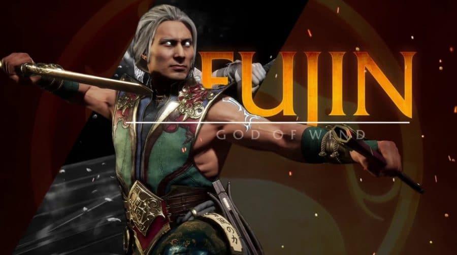 Mortal Kombat 11: Aftermath - Trailer de Fujin