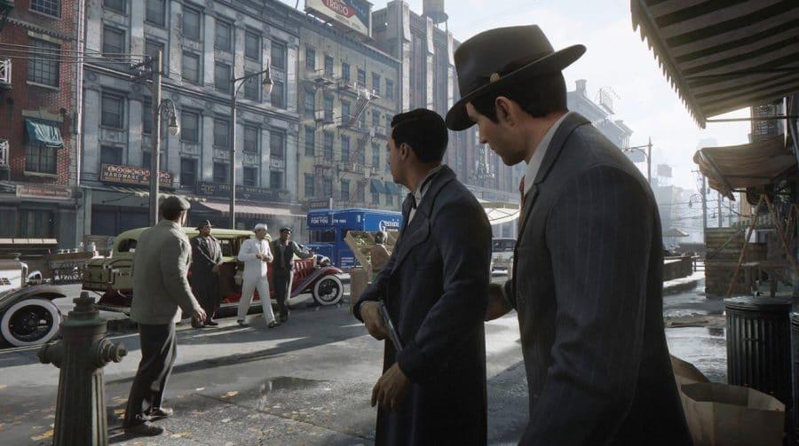 Seja um gangster! 2K Games anuncia o lançamento de Mafia: Trilogy