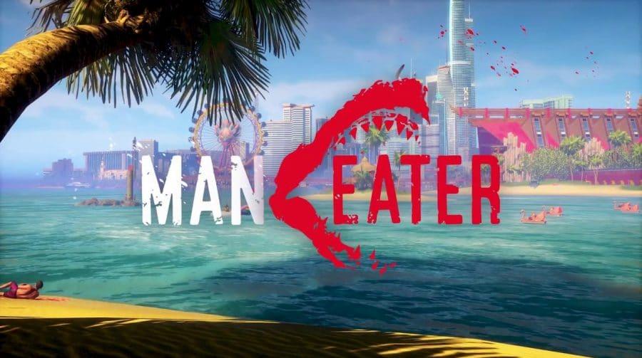 Maneater - Trailer de lançamento