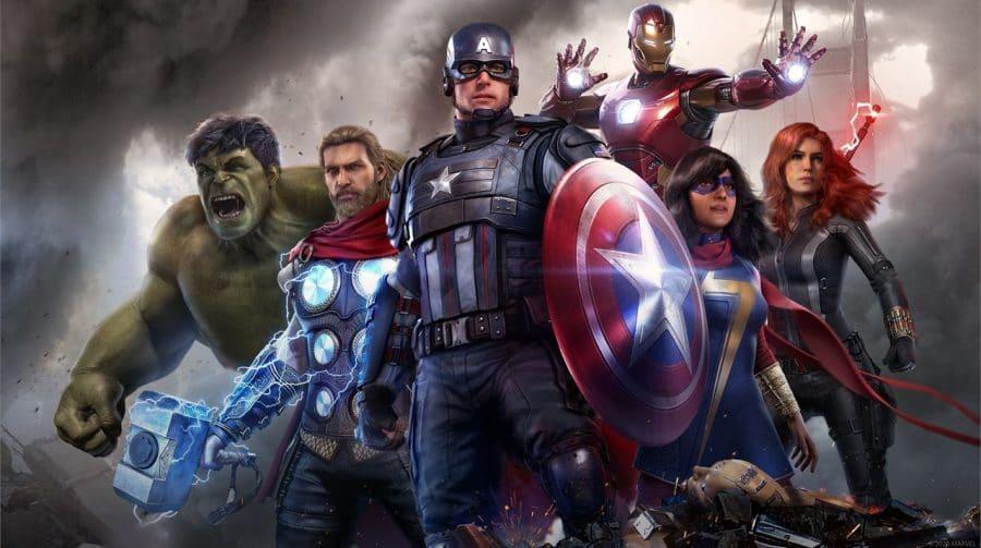 Devs de Marvel's Avengers exaltam PS5 e miram conteúdo extra