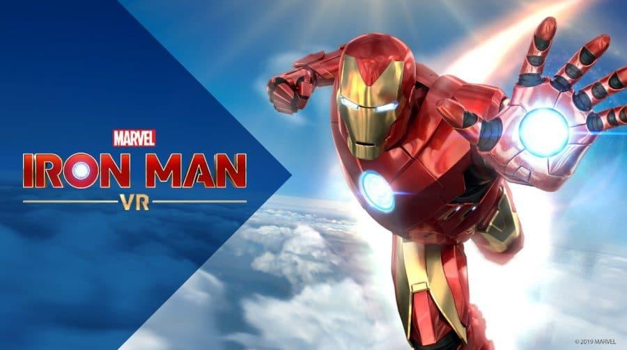 Gênio, bilionário e filantropo: Marvel's Iron Man VR chega em 3 de julho