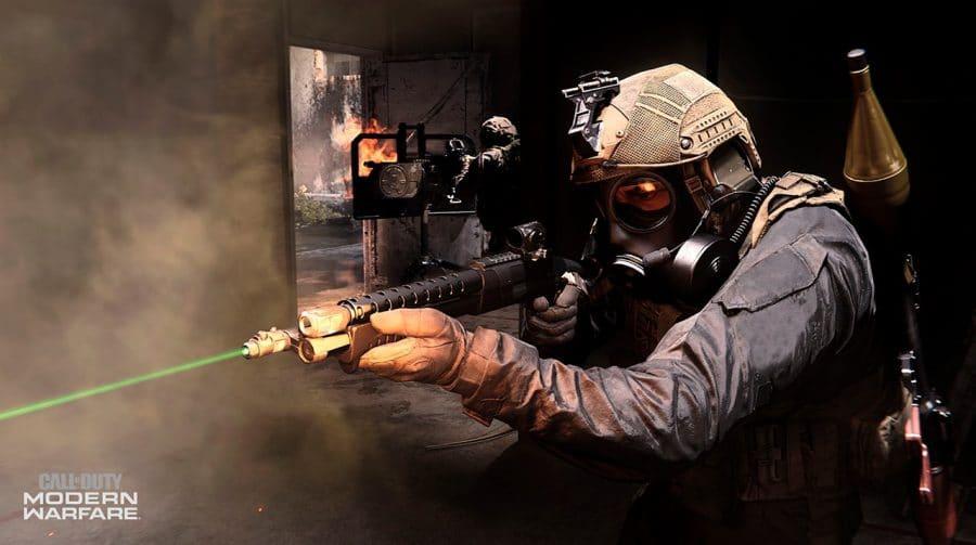 Infinity Ward explica os 200 GB ocupados por CoD Modern Warfare