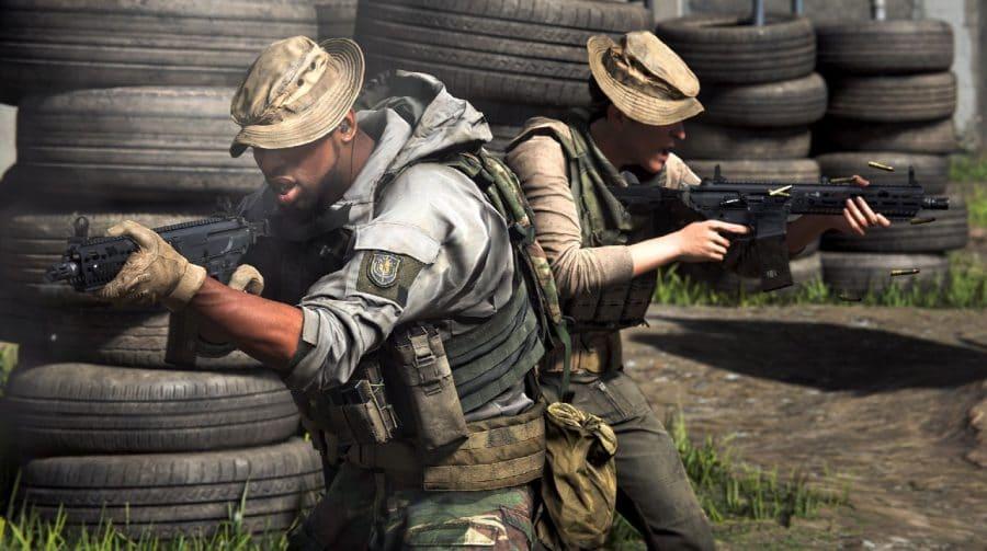 Modern Warfare e Warzone terão fim de semana com o dobro de XP
