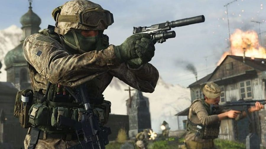 Update de Call of Duty: Modern Warfare nerfa pistola '.357 Snake Shot'