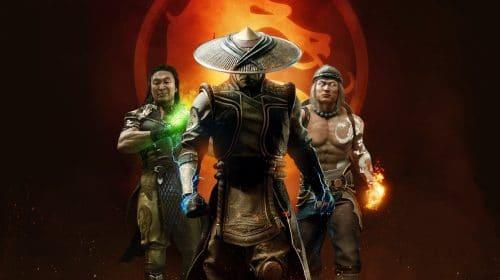 Mortal Kombat 11: estúdio vai relevar gameplays do DLC Aftermath na próxima semana