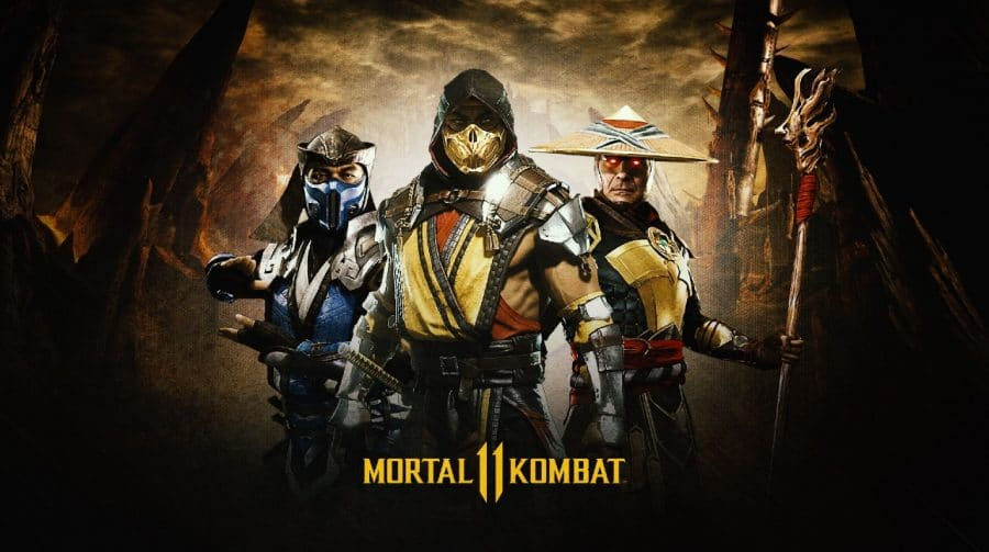 NetherRealm faz teaser para novidades sobre Mortal Kombat