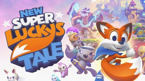 New Super Lucky's Tale é anunciado oficialmente no PS4
