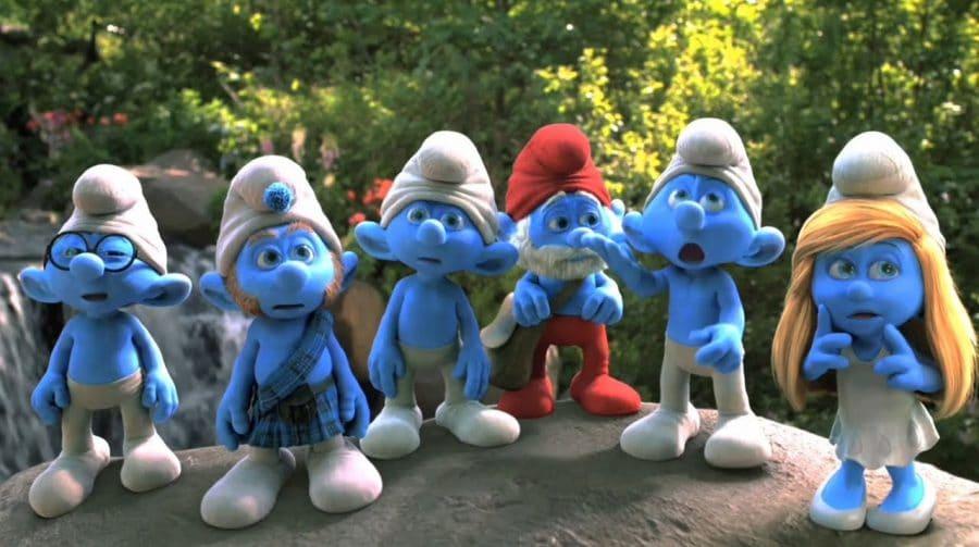 Os Smurfs vão virar um jogo de ação e aventura, anuncia Microids
