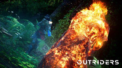 Outriders recebe belas screenshots em alta resolução e detalhes da história
