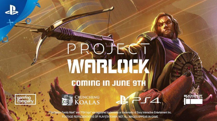 Project Warlock é anunciado como tributo aos FPS dos anos 90