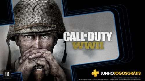 Sony vai dar Call of Duty: WW2 na PS Plus de junho