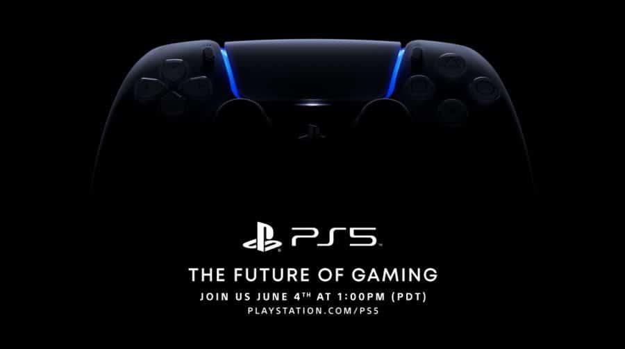 VEM, PS5: Sony vai falar dos novos jogos no dia 04 de junho