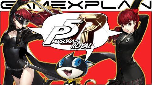 Persona 5 Royal quebra recorde de vendas no ocidente, diz SEGA