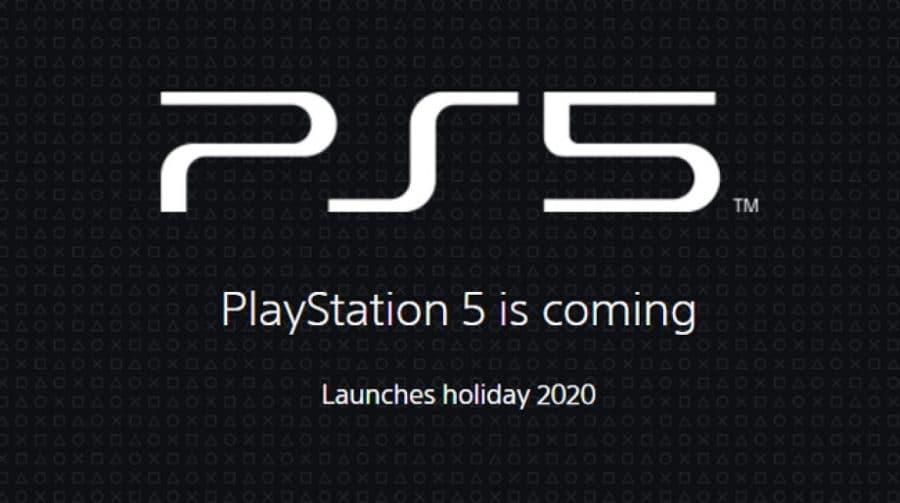 Sony atualiza site do PlayStation 5: