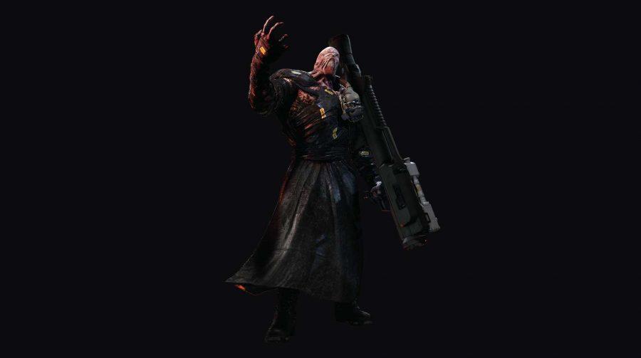 Nemesis chega ao Resident Evil Resistance
