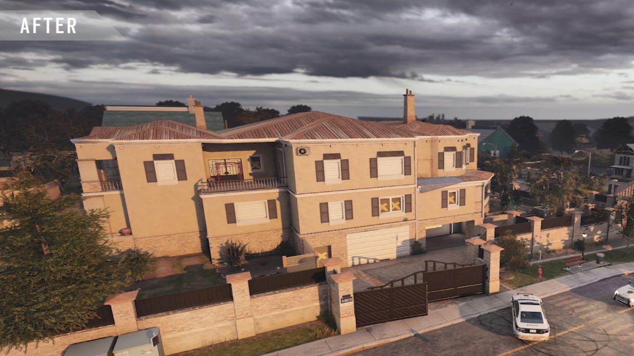 Rainbow Six Siege - Residência