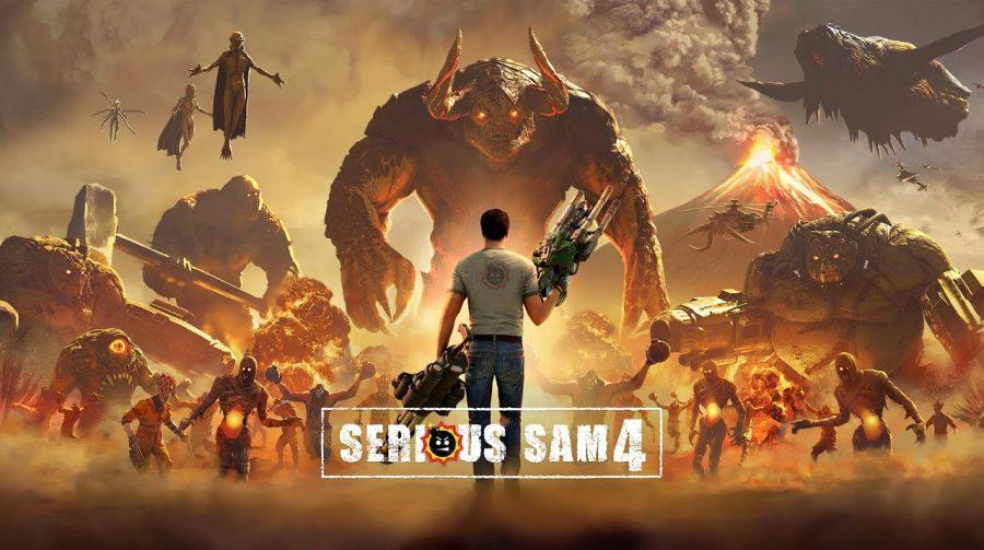 Serious Sam 4 não chegará ao PS4 antes de 2021