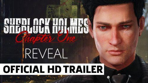 Elementar, Watson: novo jogo do Sherlock Holmes é anunciado