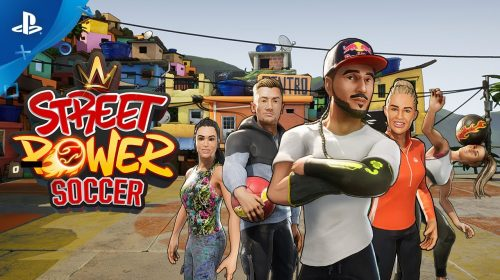 Futebol arte! Street Power Soccer chega ao PlayStation 4 na terça-feira (25)