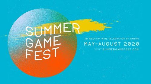 Summer Game Fest terá transmissão amanhã (13)