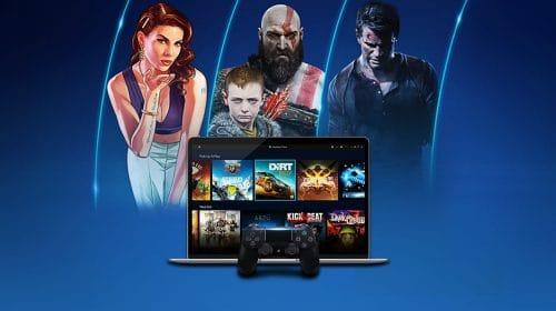 """Sony pretende se concentrar mais em """"jogos em nuvem"""""""