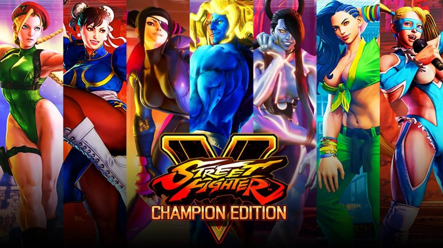 Street Fighter V receberá temporada final com novos lutadores