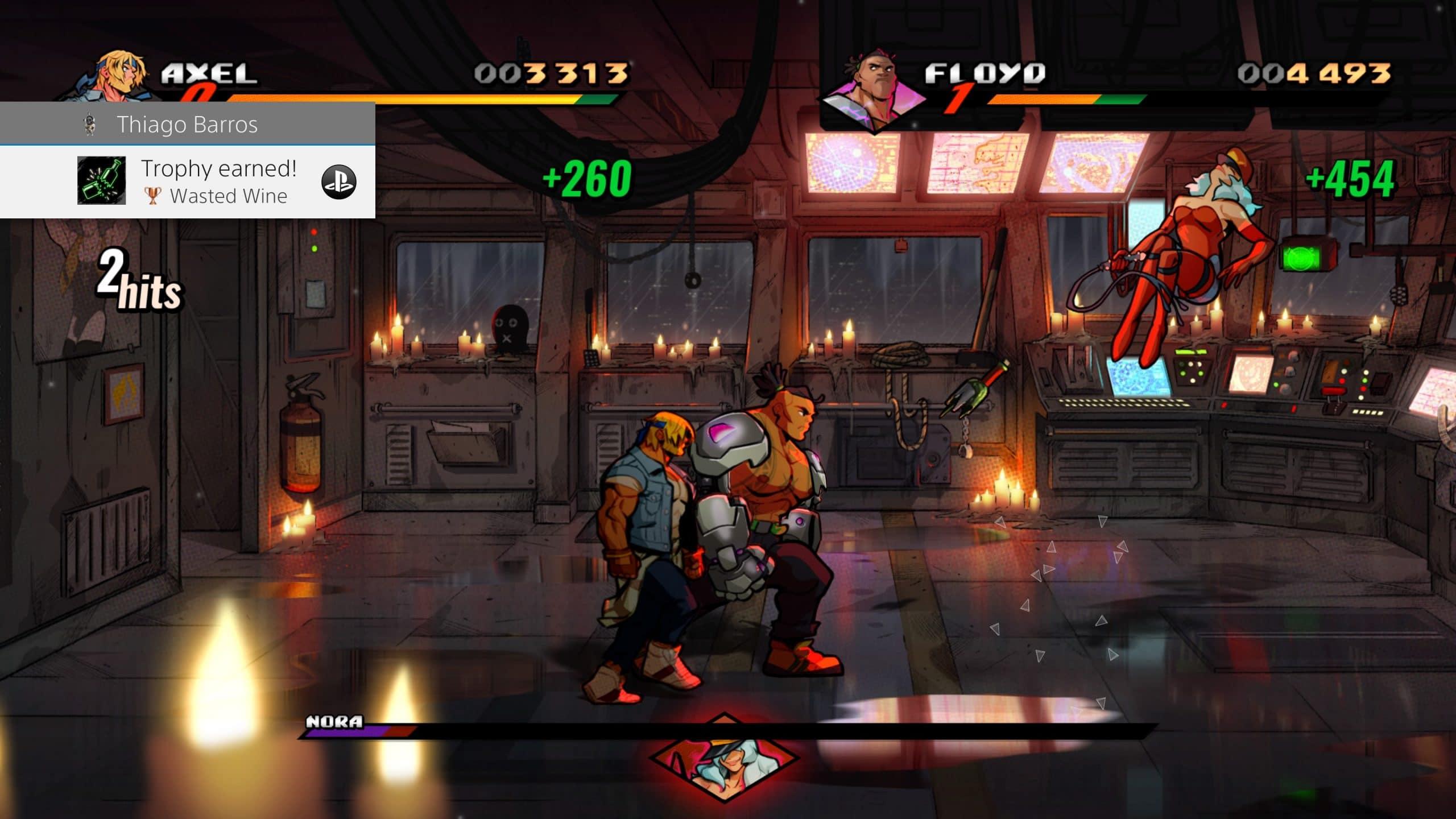 """Streets of Rage 4 tem gráficos """"feitos à mão"""" (Foto: Reprodução/Thiago Barros)"""