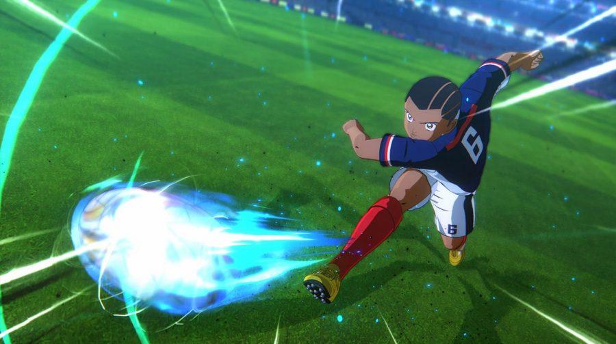 Imagens de Super Campeões detalham seleção francesa júnior
