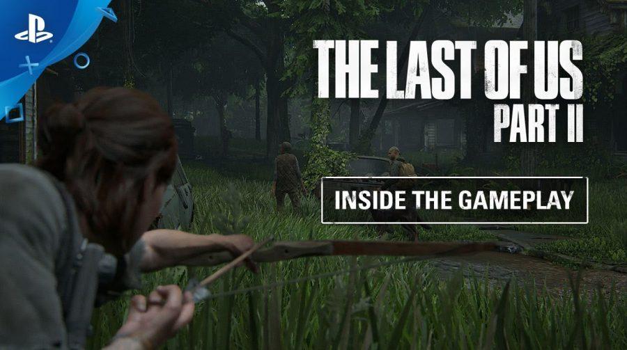 The Last of Us 2 ganha novo vídeo focado no gameplay