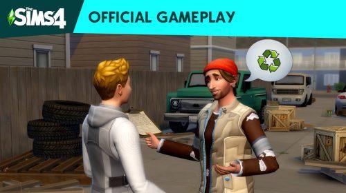 The Sims 4 ganha novo trailer com novidades da