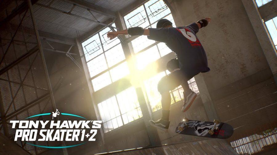 Chad Muska faz comentários em novo gameplay de Tony Hawk's Pro Skater 1+2