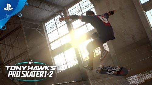 Tony Hawk's Pro Skater 1+2 não terá microtransações no lançamento