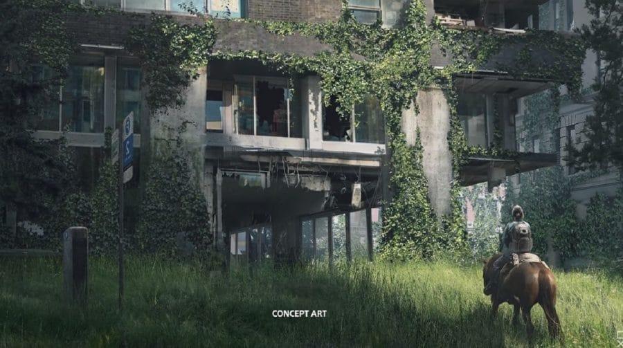 The Last of Us 2 recebe belas artes conceituais oficiais
